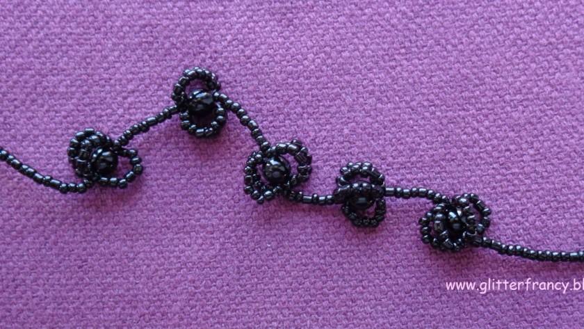 Bracciale perle e perline