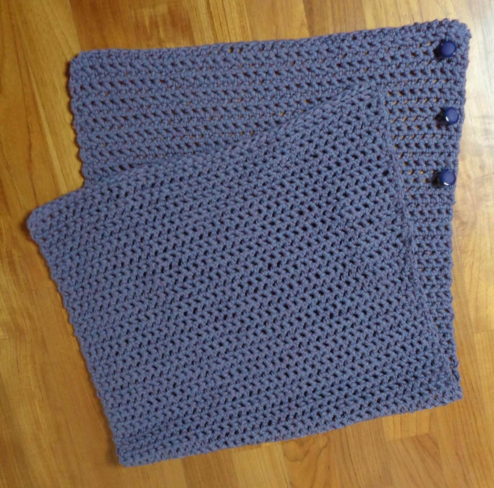 Tutorial dallas dream scarf