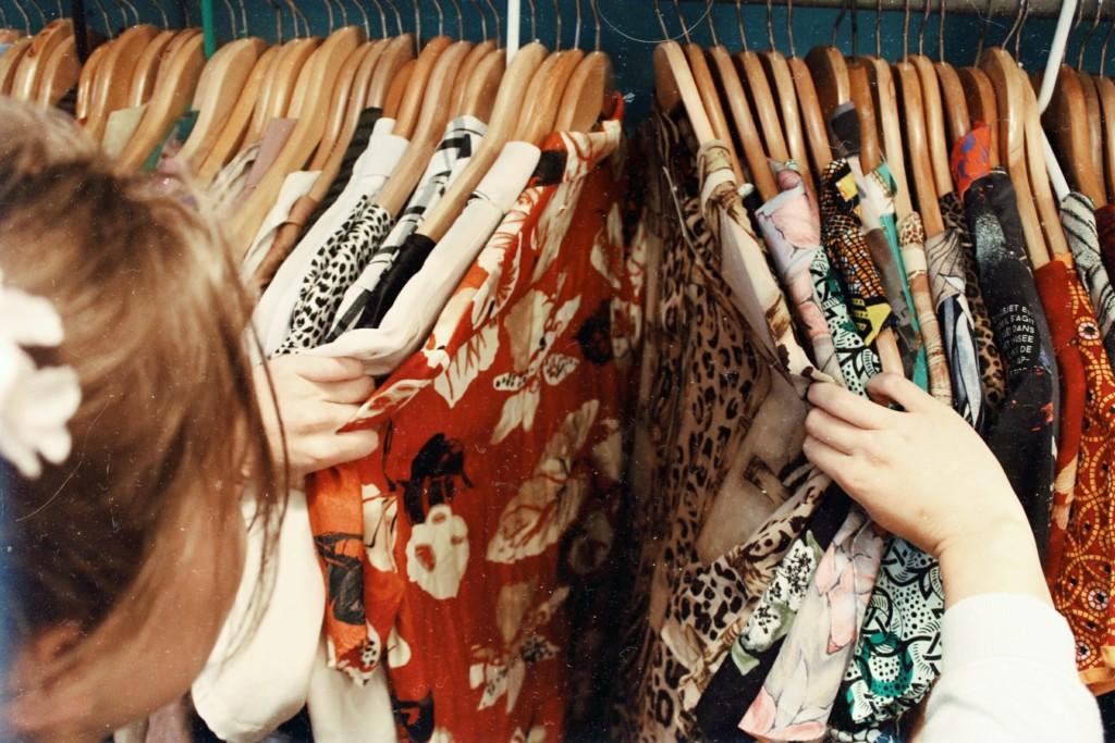 Acquistare abiti e accessori di seconda mano la mia esperienza