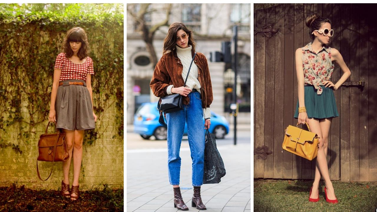 Come indossare un abito vintage per avere un look moderno