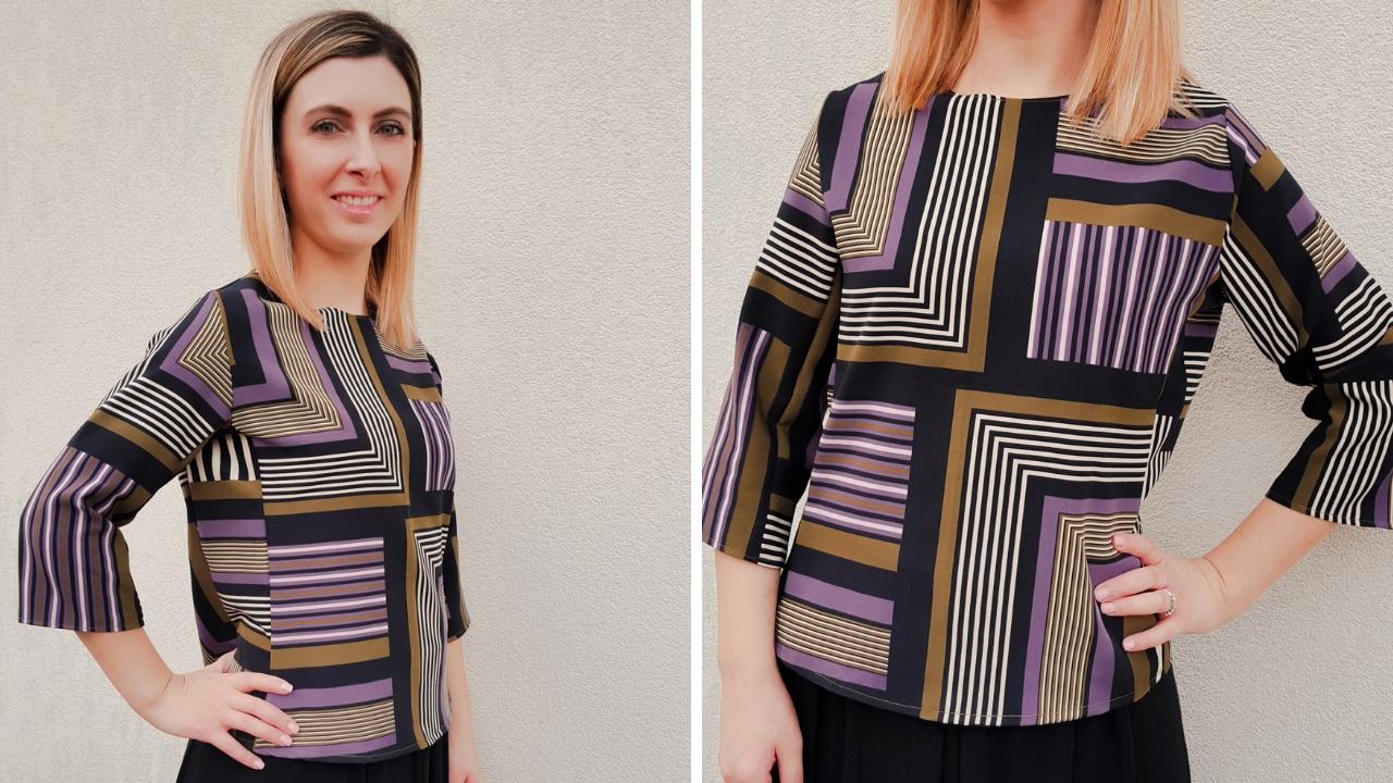 Come fare una maglia senza cartamodello