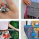 Cucito, creazione bijoux e moda second hand – momenti di Luglio e Agosto