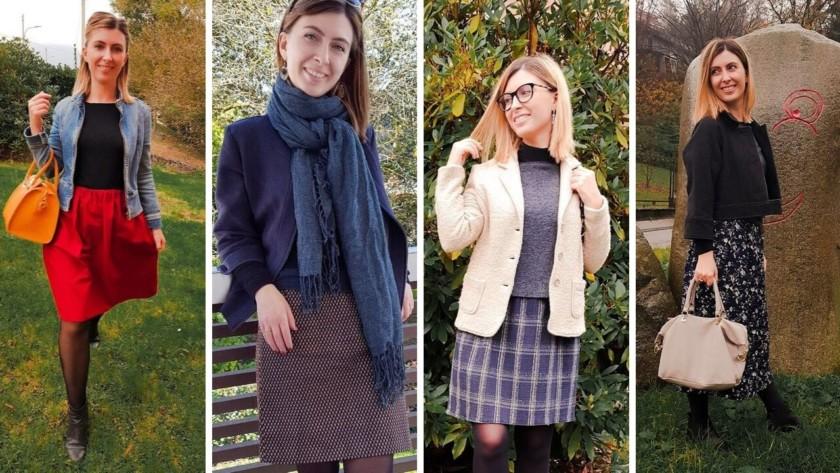 Moda sostenibile: 10 outfit indossati per l'autunno
