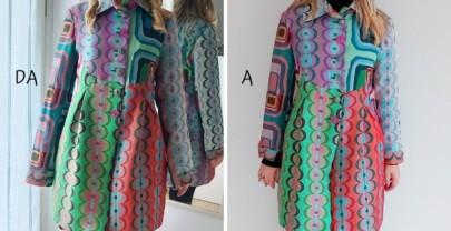 Come rinnovare un vecchio cappotto
