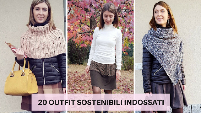 Moda sostenibile: 20 outfit indossati per l'inverno