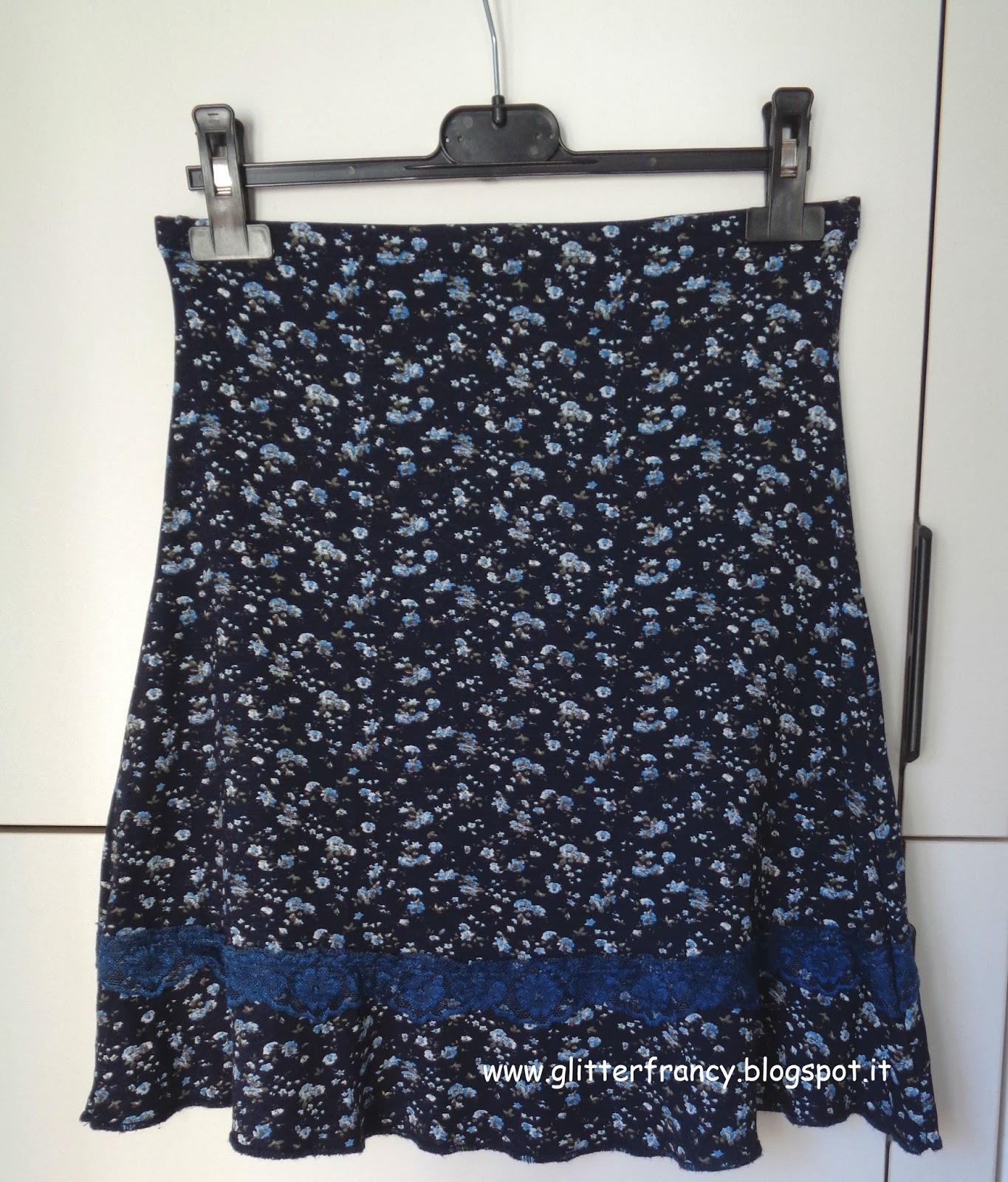 #1 Trasformare un vestito in una gonna