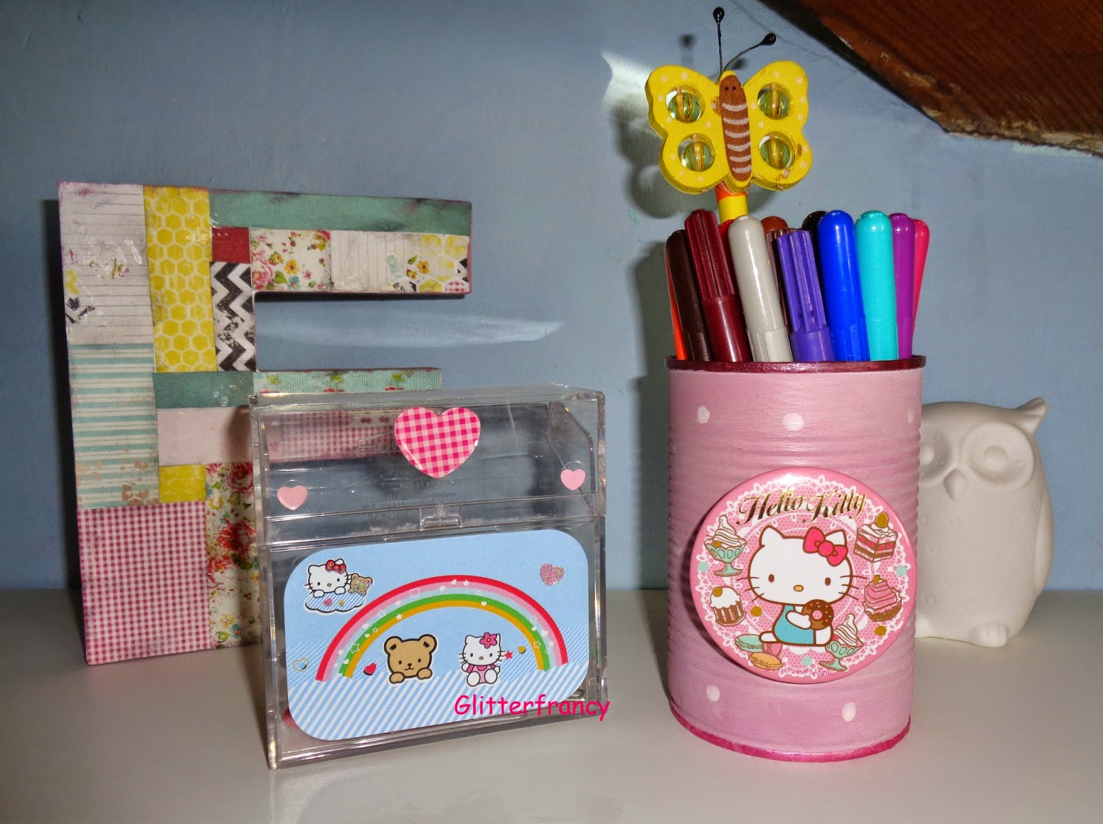 Puccioserie diy di Hello Kitty – parte 1