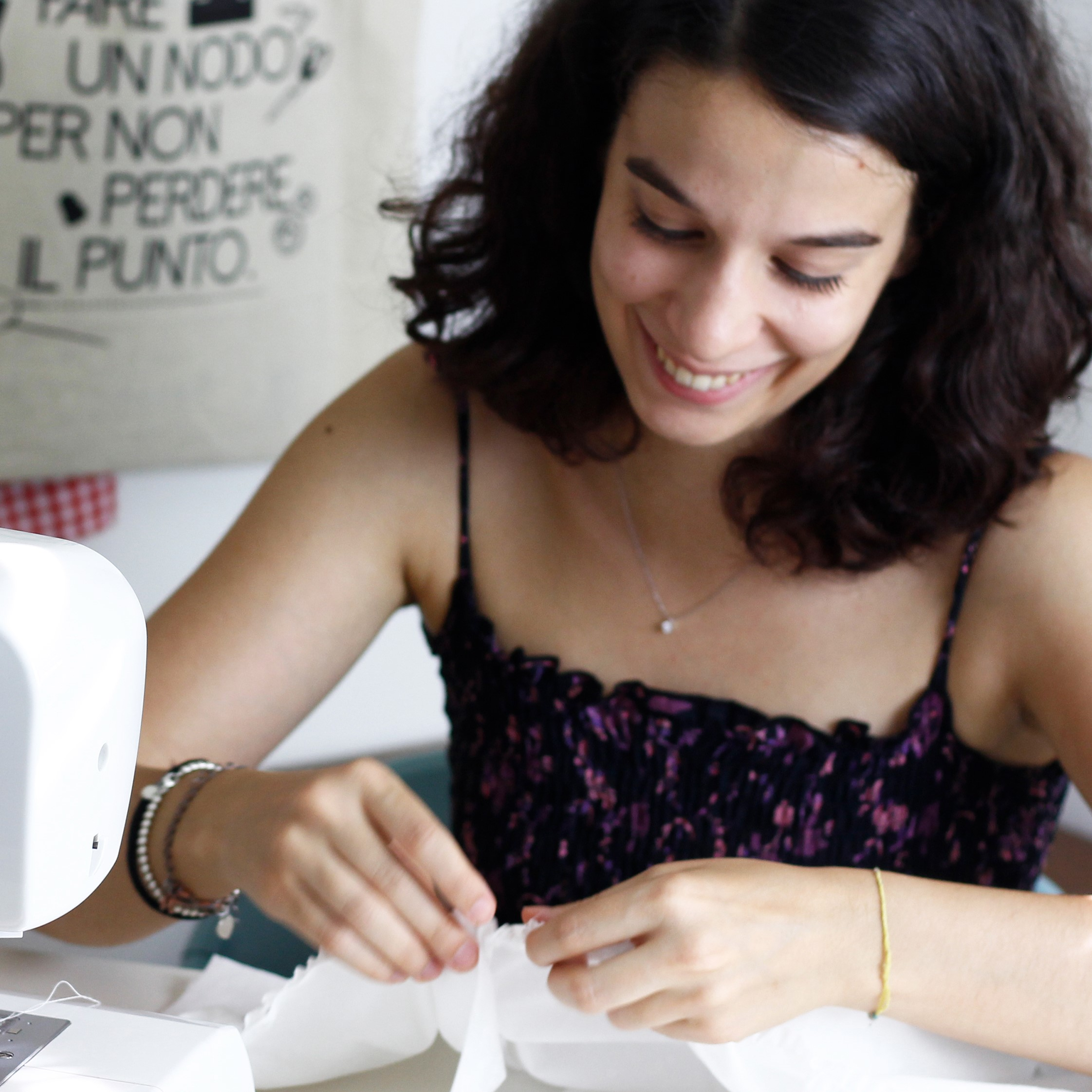 Intervista a Selene Verdoglia  un punto alla volta