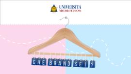 """test """"che brand sei?"""" Unicusano"""