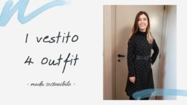 Come indossare un vestito in 4 modi diversi