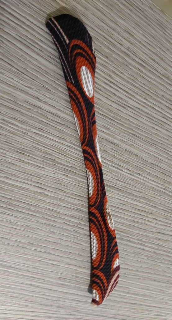 Tutorial elastico per capelli in tessuto