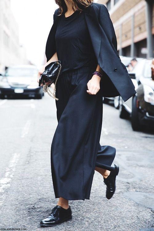 Come abbinare i pantaloni culotte: idee di look autunnali